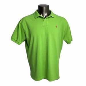 Green Polo by Ralph Lauren